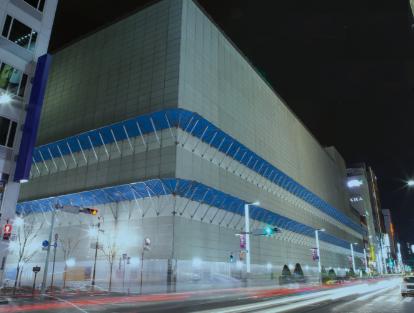 東京仮設ビルト